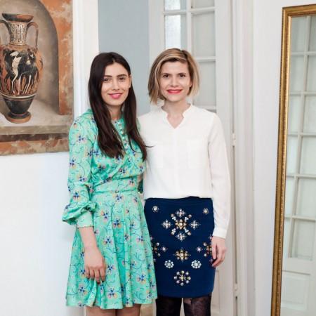 Loredana Munteanu si Cristina Dobrescu. Arta nu musca