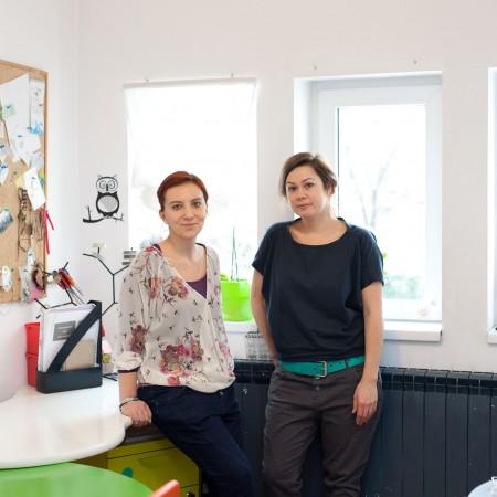Alexandra Martoiu si Irina Enea. MyPrecious Buzztard