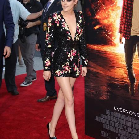Kristen Stewart, intr-o tinuta Zuhair Murad