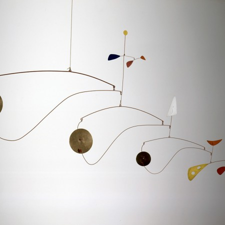 Alexander Calder. Performing Sculpture.