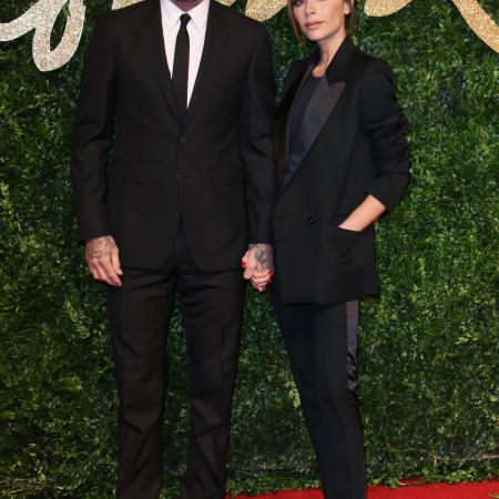 Vedetele @ British Fashion Awards 2015