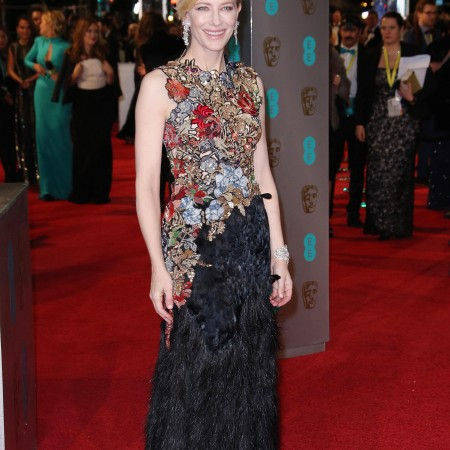 Best Dressed @ BAFTA Awards 2016