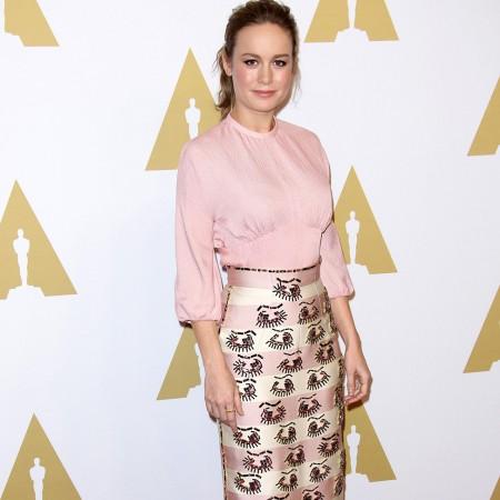 Brie Larson si Alicia Vikander @ Pranzul nominalizatilor la Oscar