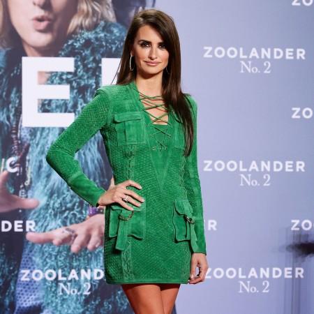 Penelope Cruz @ Premierele filmului Zoolander 2