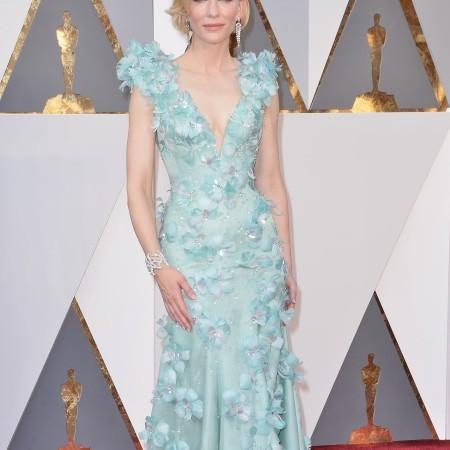 Cele mai frumoase rochii. Oscar 2016.