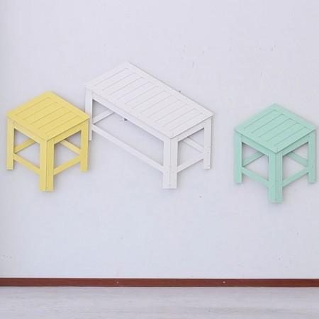 Mobilier. De la 3D la 2D.