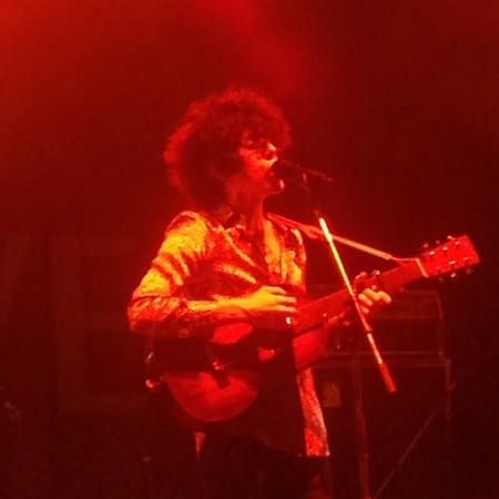 LP. Lovely Performance.