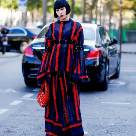 Chic Style @ PFW SS 2016
