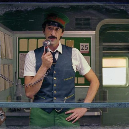 When Wes Anderson, Adrien Brody and H&M Come Together