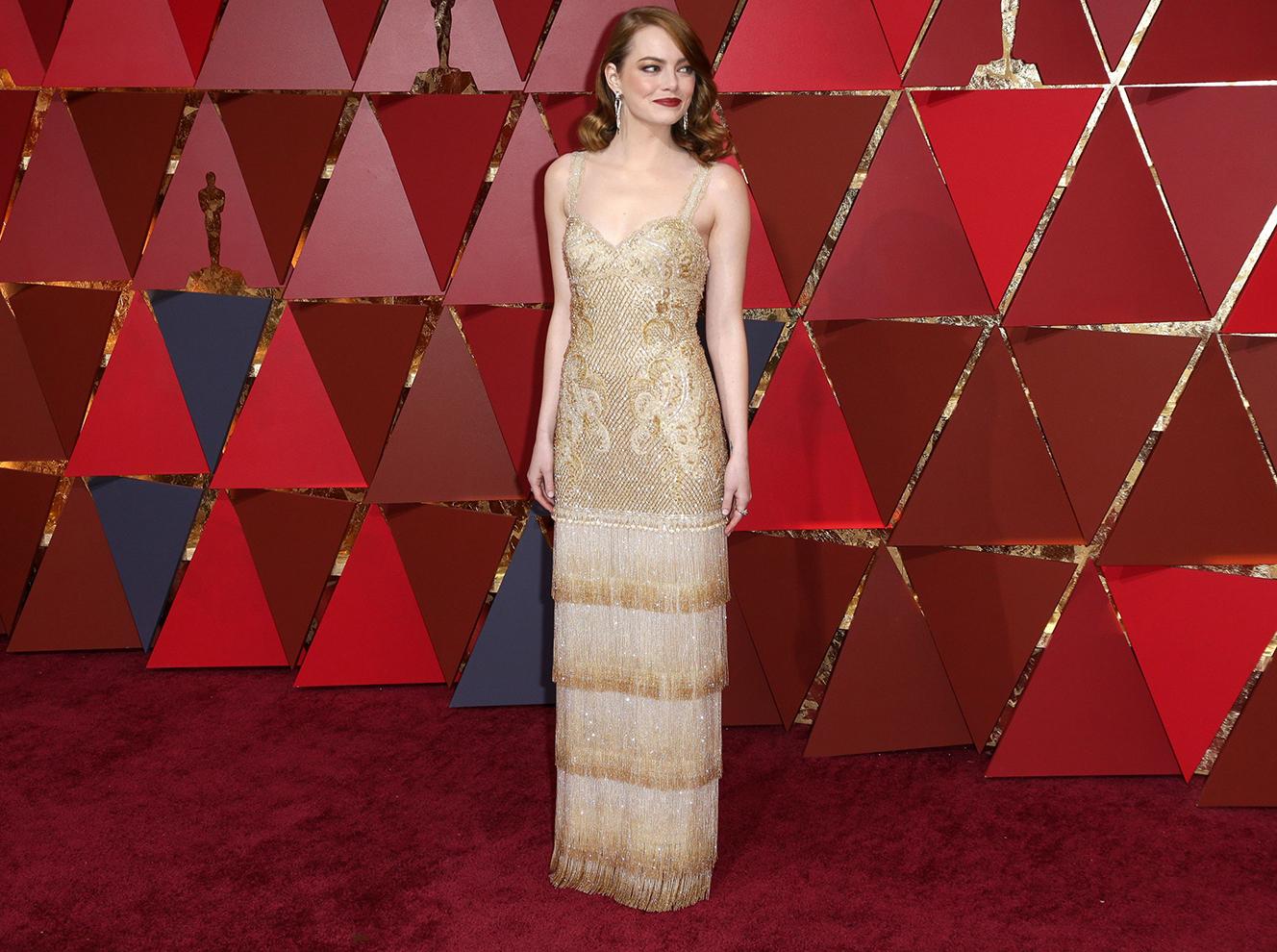 Cele mai frumoase rochii. Premiile Oscar 2017.