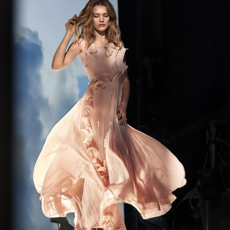 H&M Conscious Exclusive '17. Natalia Vodianova.