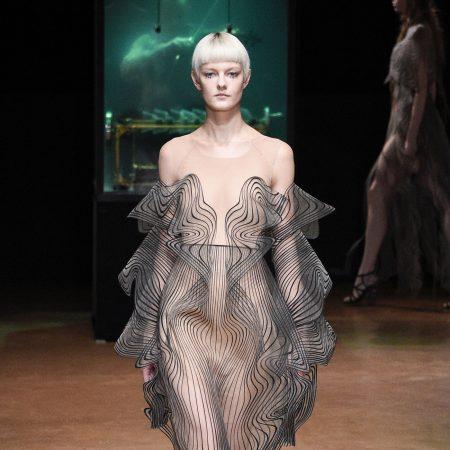 Moda inspirata de muzica subacvatica