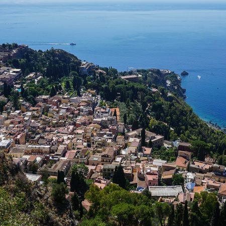 Vacanta in Sicilia. Taormina si ceva mai mult.