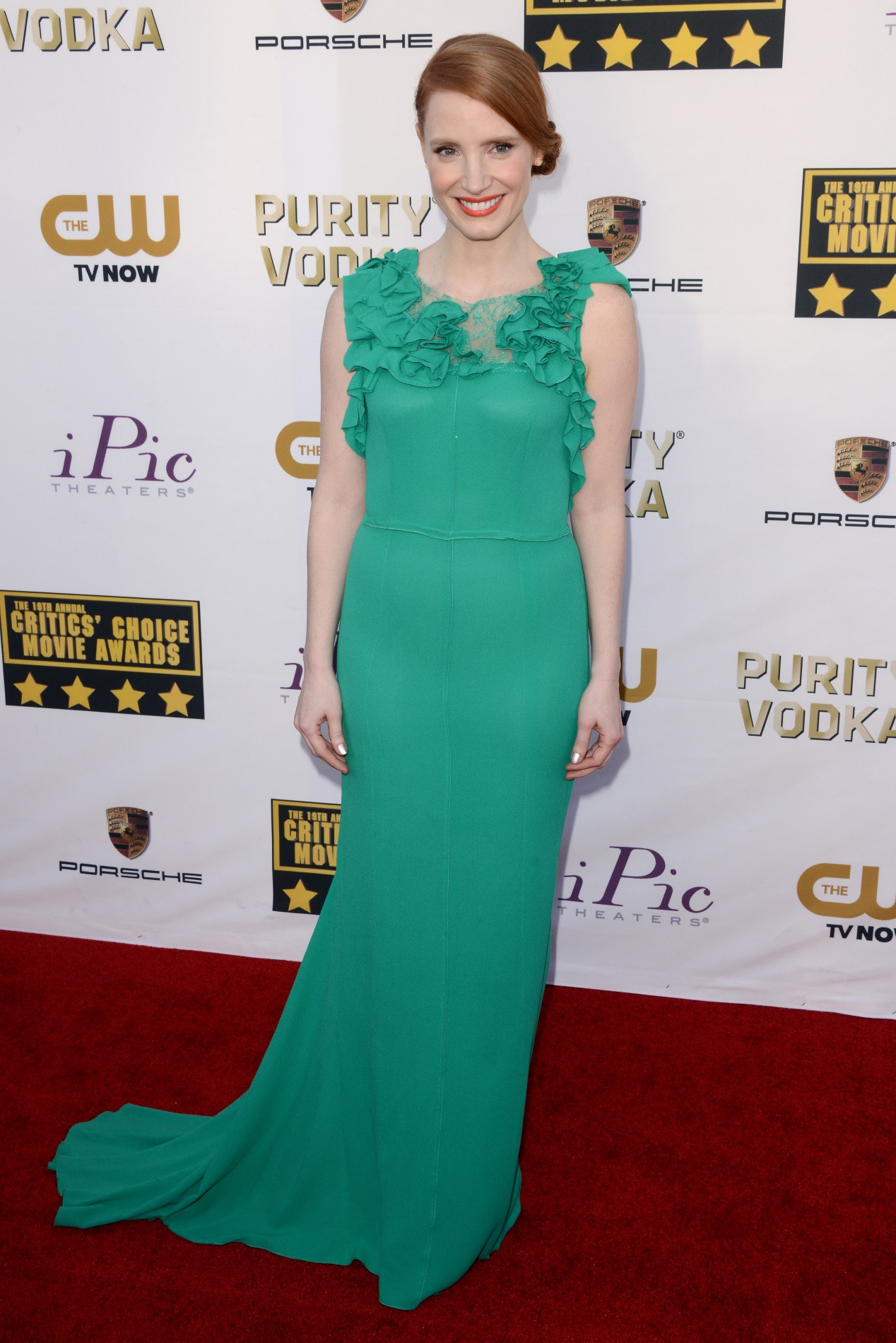 Vedetele @ 2014 Critics' Choice Movie Awards