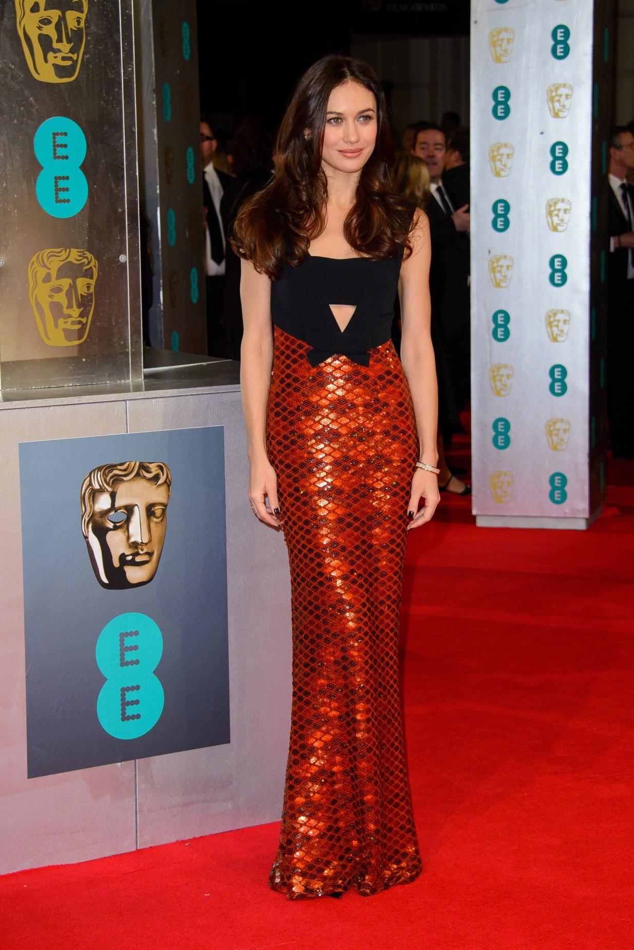 Vedetele @ Premiile BAFTA 2014