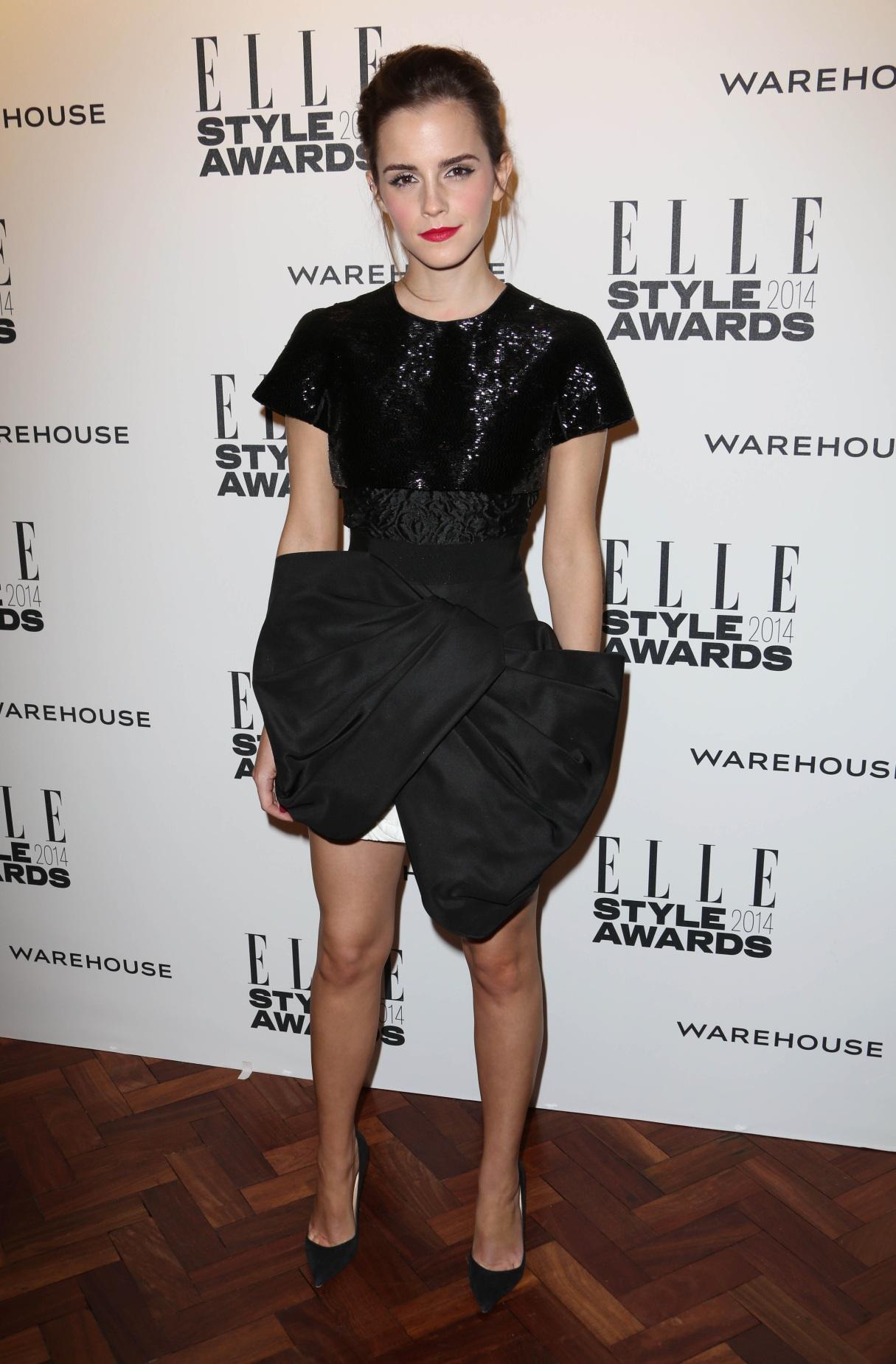 Vedetele @ Elle Style Awards 2014 de la Londra