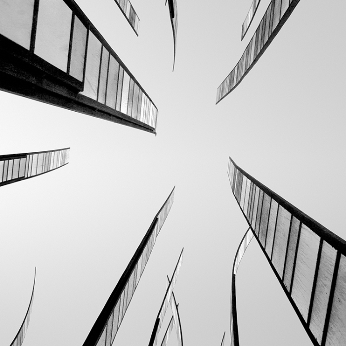 Kevin Saint Grey – Minimalism, simetrie, armonie