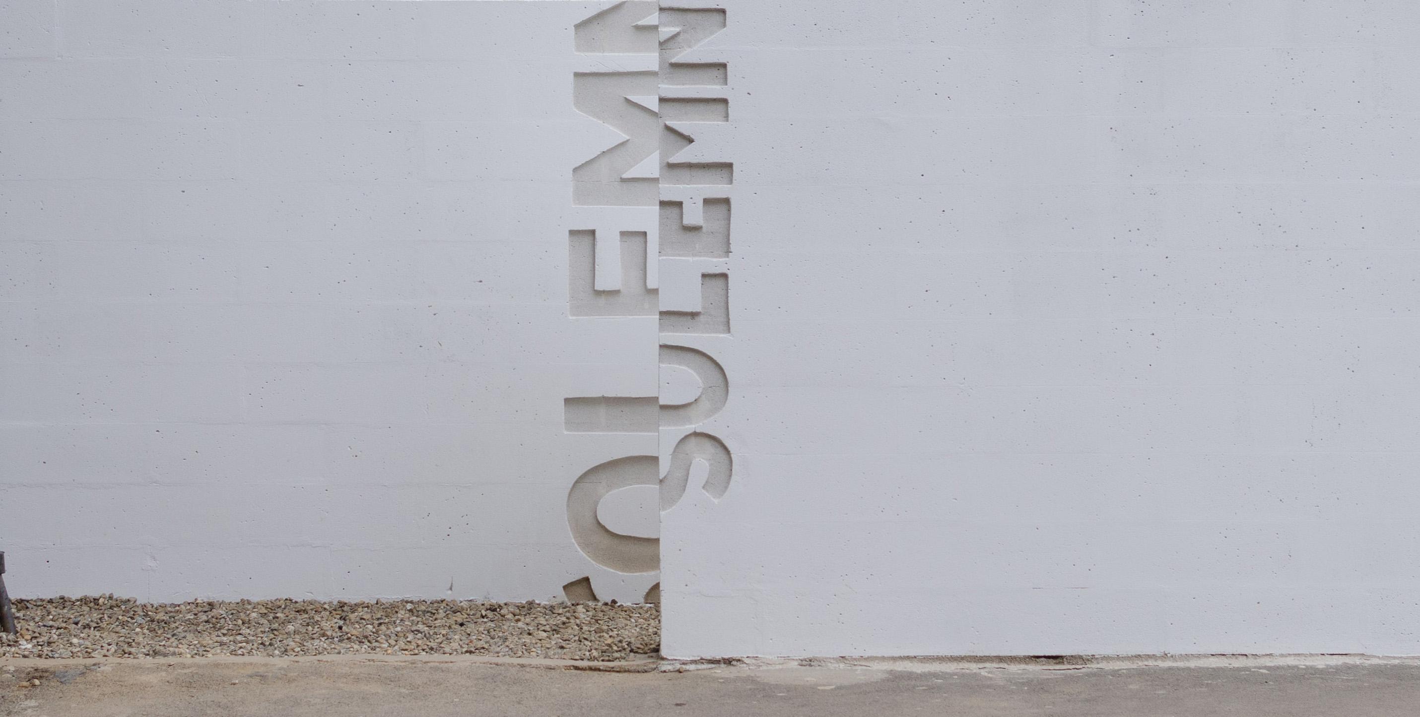 Gradina SoLemn, spatiu deschis artei