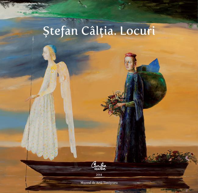 Stefan Caltia Locuri Cover