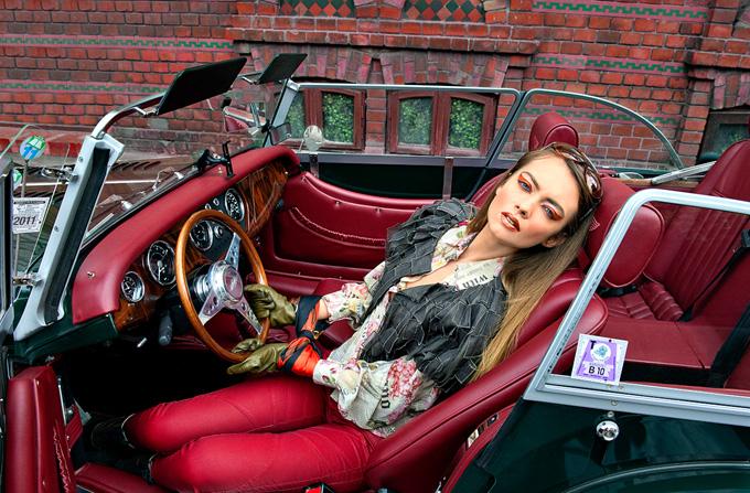 Interviu: Loredana Salcianu despre Vintage Room
