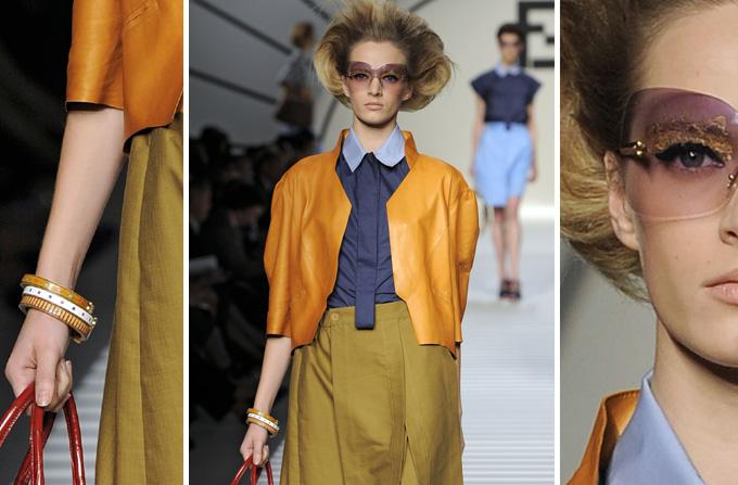 Hot Trend: piele colorata