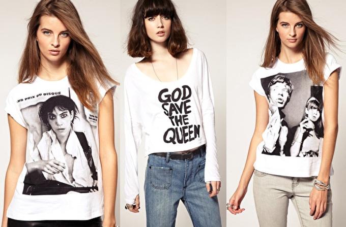 Tricouri de rock star – de unde le cumperi