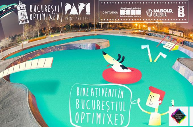 Expozitia Bucuresti Optimixed – un mix intre fotografie si ilustratie