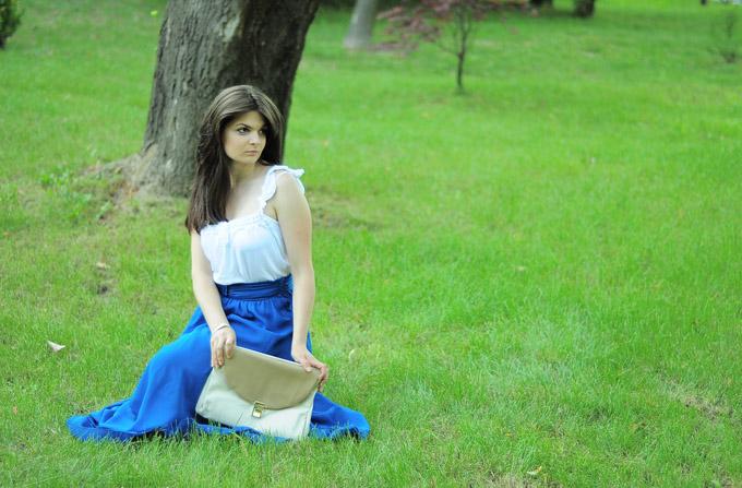 Fashion interview: Iulia Stanescu, independent designer
