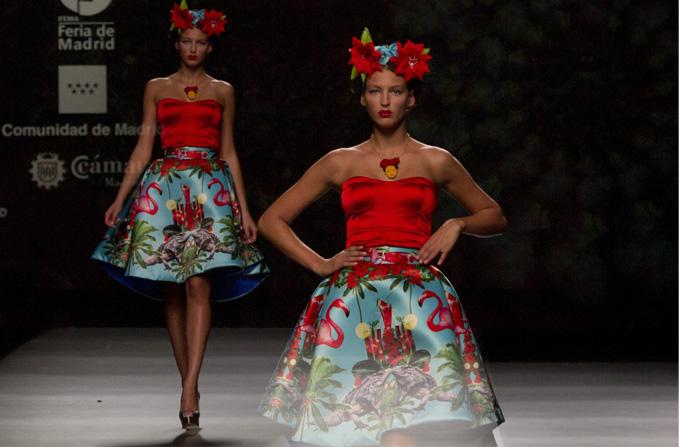 Mercedes Benz Fashion Week Madrid: celebrarea designului spaniol