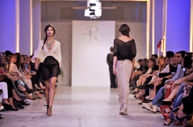 Colectia Rhea Costa Primavara-Vara 2012: Madeleine