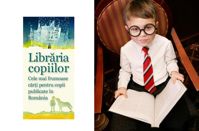 S-a lansat Libraria Copiilor