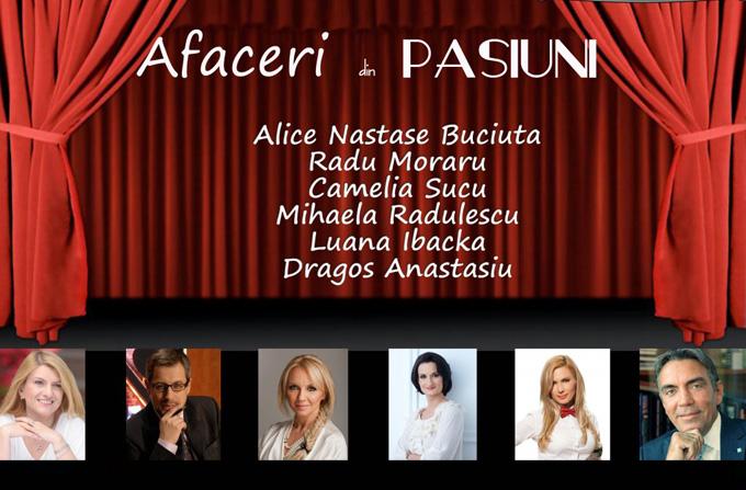 Eveniment: 'Afaceri din pasiuni' pe 11 octombrie 2013