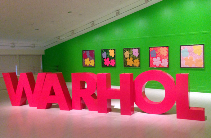 ANDY WARHOL – Pop Art for Everyone