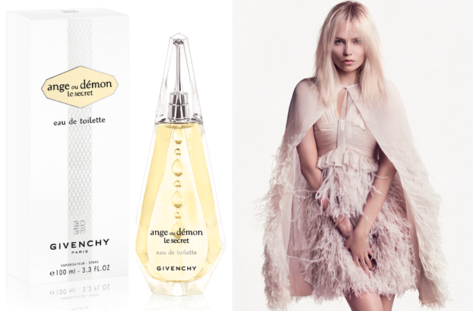 Ange ou Demon Le Secret Eau de Toilette de la Givenchy