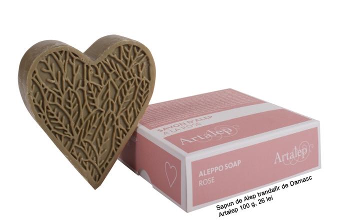 ARTALEP – sapunuri 100% naturale cu forme inedite