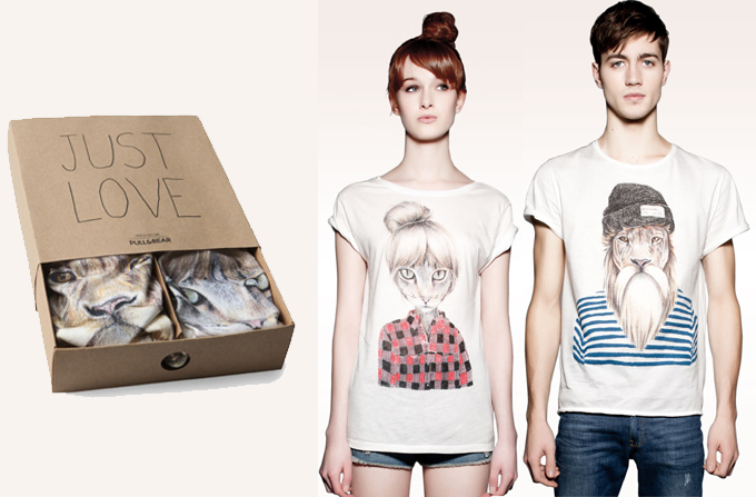JUST LOVE by Pull & Bear – cadoul special de Valentine's Day