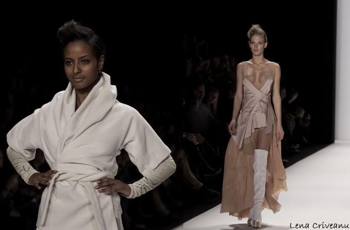 Designerii romani la Berlin Fashion Week 2012