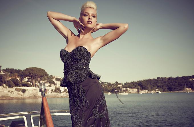The Black Diamond Dress – probabil cea mai scumpa rochie din lume