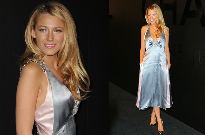We like: BLAKE LIVELY in Chanel Couture