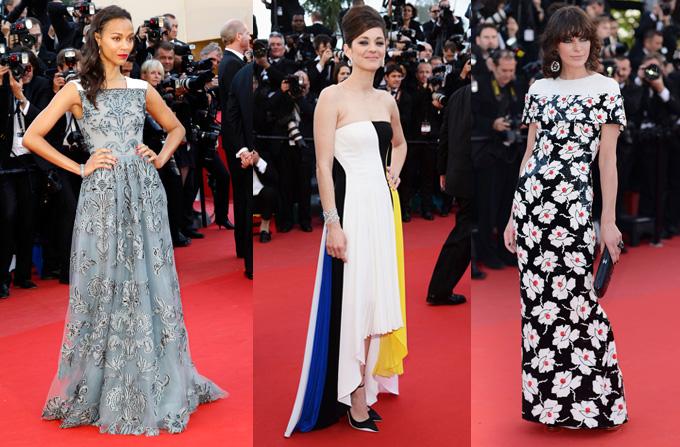 Vedetele la Cannes – Premiera 'Blood Ties'