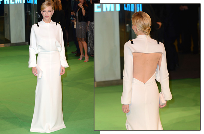 We love: CATE BLANCHETT in Givenchy