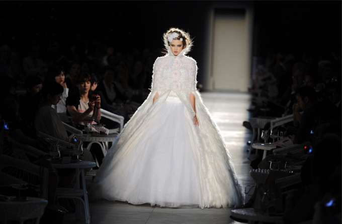 Chanel Haute Couture Fall 2012/13 – The New Vintage