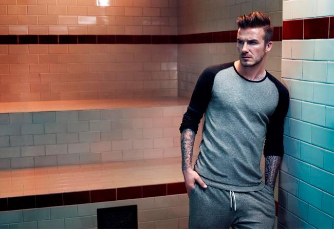 Noua campanie David Beckham Bodywear for H&M