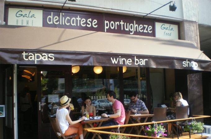 Delicatese portugheze la Gala Food