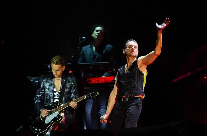 Recenzie: Depeche Mode @ Arena Nationala