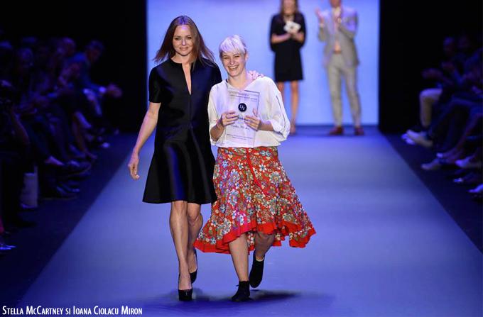 Ioana Ciolacu Miron – Castigatoarea premiului Designer for Tomorrow