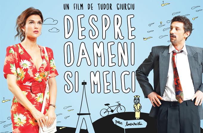 """""""Despre oameni si melci"""" – premiera pe 14 septembrie"""