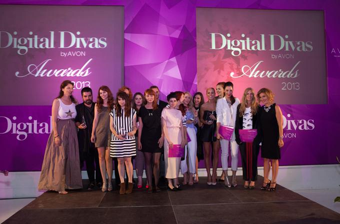 15 lucruri memorabile aflate la Digital Divas by AVON!