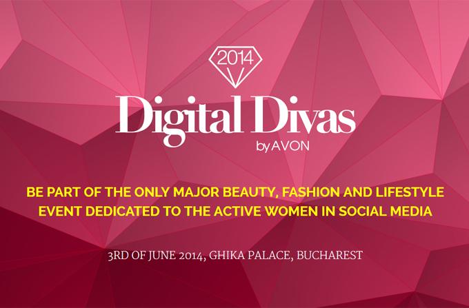 Digital Divas / Comunitatea online de fashion & beauty / 3 iunie