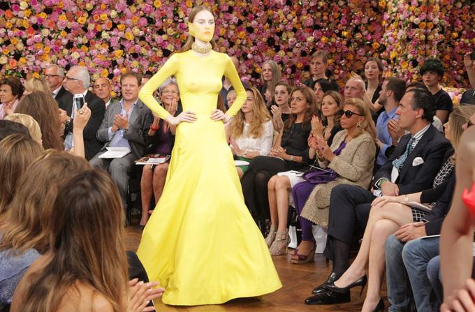 Prima colectie Raf Simons pentru Christian Dior